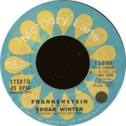 edgar winter frankenstein