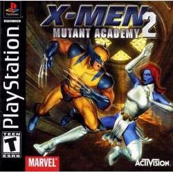 X-MEN 2 MUTANT ACASEMY