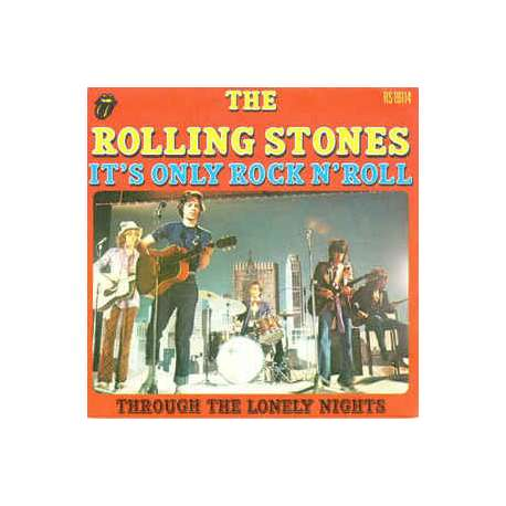 the rolling stones it's only rock n'roll