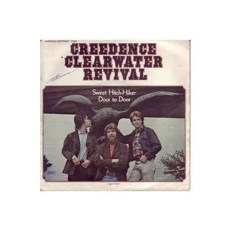 creedence clearwater revival sweet hitch hiker