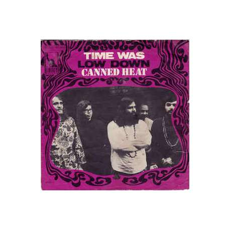 canned heat time was