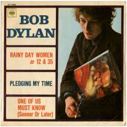 bob dylan rainy day women 12 & 35