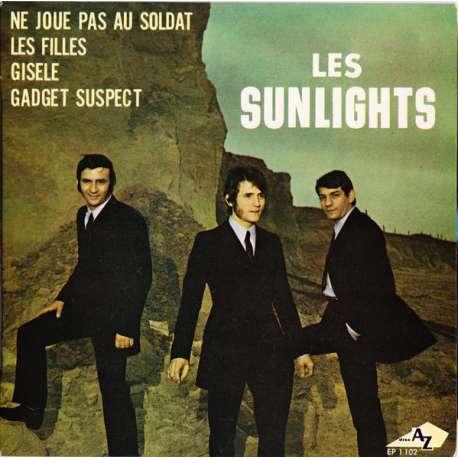 les sunlights ne joue pas au soldat