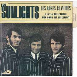 les sunlights les roses blanches