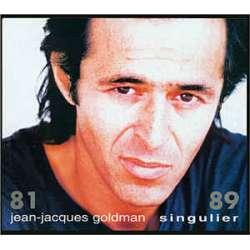 jean jacques goldman singulier 81/89