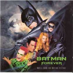 batman forever music from the motion picture