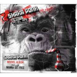 shaka ponk the white pixel ape
