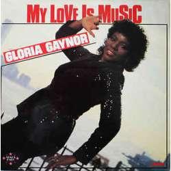 gloria gaynor my love is music
