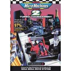 micro machines turbo tournament 2