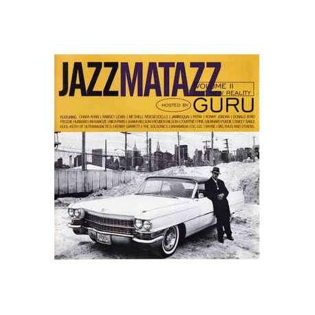 guru jazzmatazz volume 2