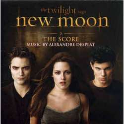 the twilight saga new moon the score