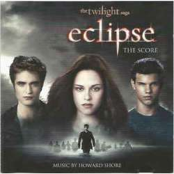 the twilight saga eclipse the score