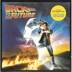 retour vers le futur music from the motion picture soundtrack