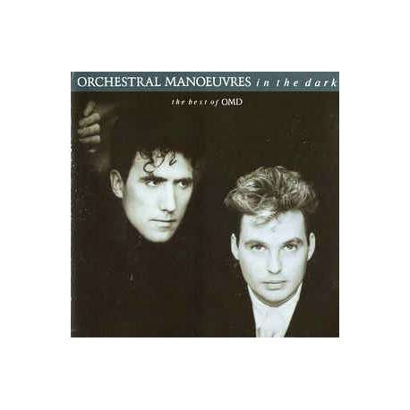 orchestral manoeuvres in the dark the best of OMD