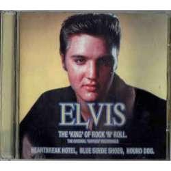 elvis presley elvis the king of rock n roll