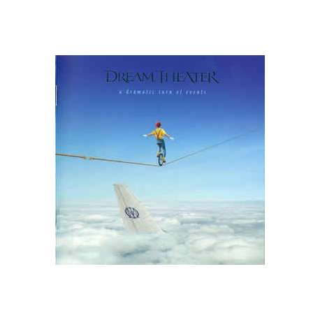dream theater a dramatic twin of events
