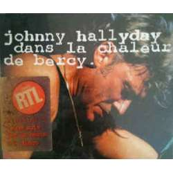 johnny hallyday dans la chaleur de bercy