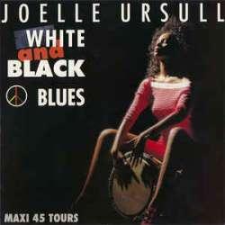 joelle ursull white and black blues