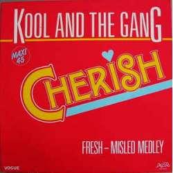 kool & the gang cherish / fresh misled medley