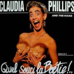 claudia philips & the kicks quel souci la boétie