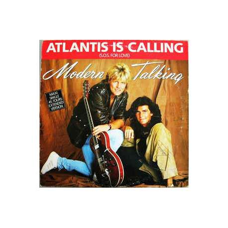 modern talking atlantis calling (sos for love)