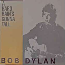 bob dylan a hard rain's gonna fall