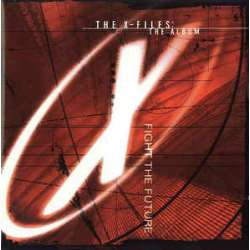 the x-files the album