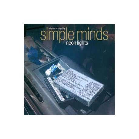 simple minds neon lights