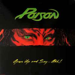 poison open up and say...ah