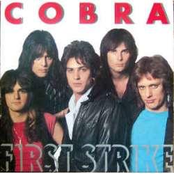 cobra first strike