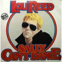 lou reed sally can't dance