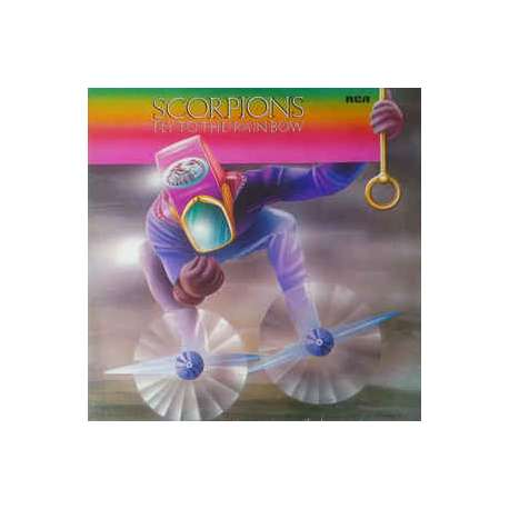 scorpions fly to the rainbow