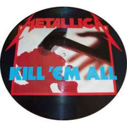 metallica kill'em all