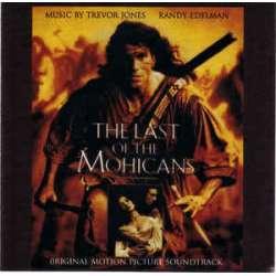 le dernier des mohicans original motion picture soundtrack