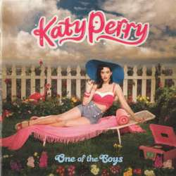 katy perry one of the boys