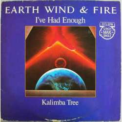 earth wind & fire i've had enough