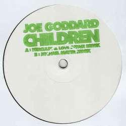 joe goddard children
