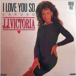 j j victoria i love you so (caruso)