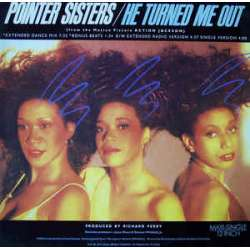pointer sisters he turned me out