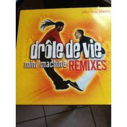 drole de vie mini machine