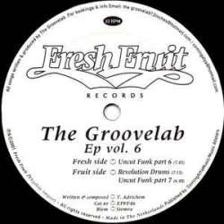 the groovelab ep vol 6