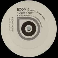 room 5 featuring olivier cheatham music & you