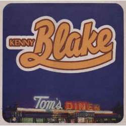 kenny blake tom's diner