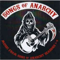 songs of anarchy music from sons of anarchy seasons 1-4