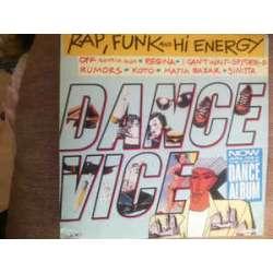rap funk and hi energy