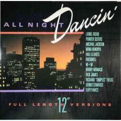all night dancin