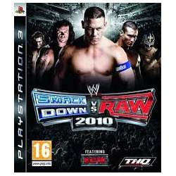 wwsmackdown vs raw 2010