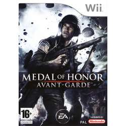 MEDAL OF HONOR AVANT-GARDE