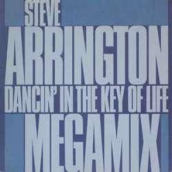 steve arrington dancin' in the key of life megamix