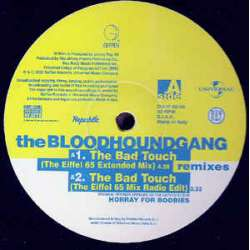the bloodhound gang the bad touch